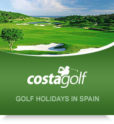 Costa Golf - Golf holidays in Spain