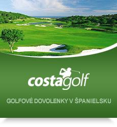 Costa Golf - Golfové dovolenky v Španielsku