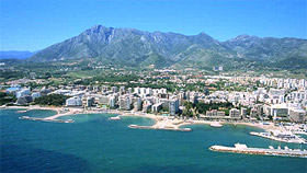 Nehnuteľnosti v Španielsku - Marbella